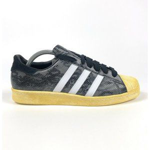 Adidas Superstar 80s Mens Snakeskin Shoes G95846